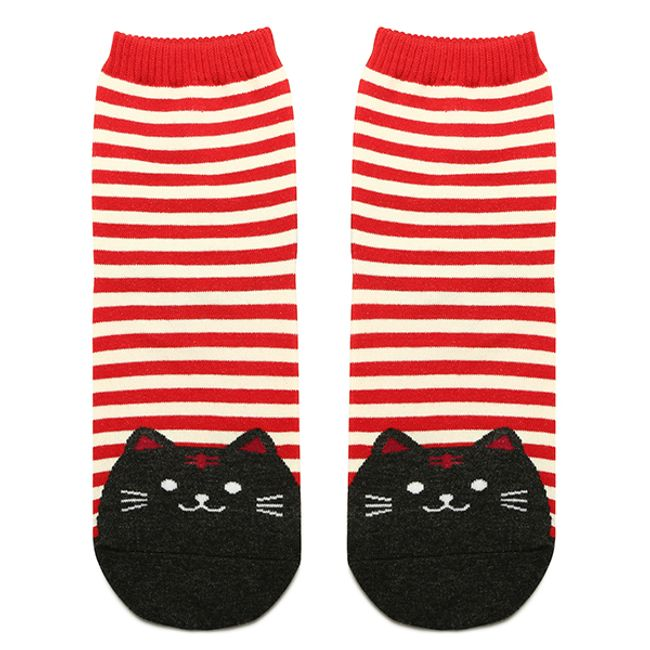 Női zokni macskákkal 1