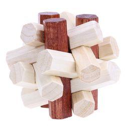 Дървен пъзел