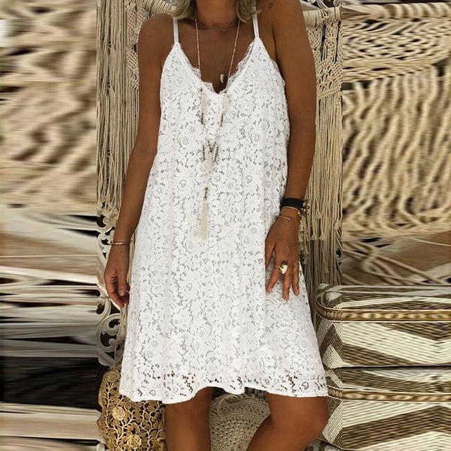 Letnja haljina Tiara 1