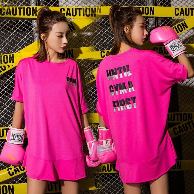 Sportowa damska koszulka Elke 1