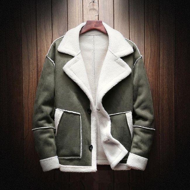 Pánský zimní kabát Beckett 1