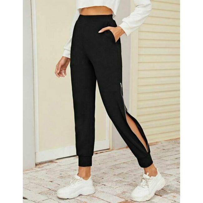 Damskie spodnie dresowe Xandra 1
