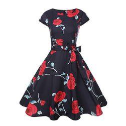 Цветочное платье, Nellie - 22 варианта