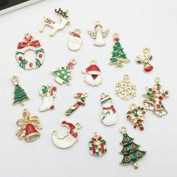 Karácsonyi díszek Letta