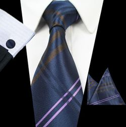 Kravata, manžete i maramice