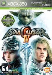 Игра за Xbox 360 SoulCalibur IV