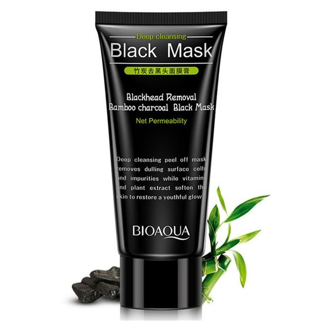 Maska za dubinsko čišćenje crnih tački - 60g 1