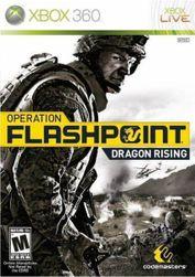 Igre (Xbox 360) Operation Flashpoint: Dragon Rising