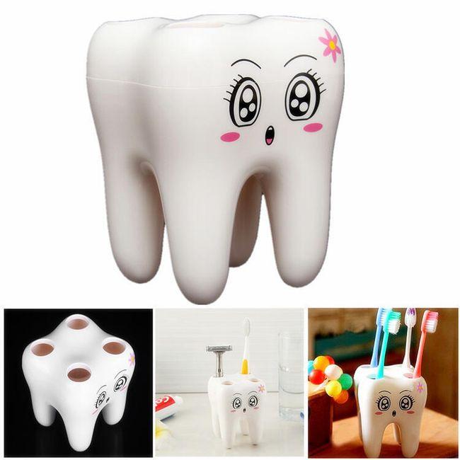 Držalo za zobne ščetke 1