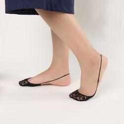 Csipkés zokni - 4 szín