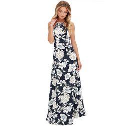 Винтажное макси платье размеров плюс- размеры 2 - 9
