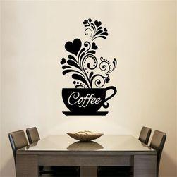 Samolepka na zeď Coffee