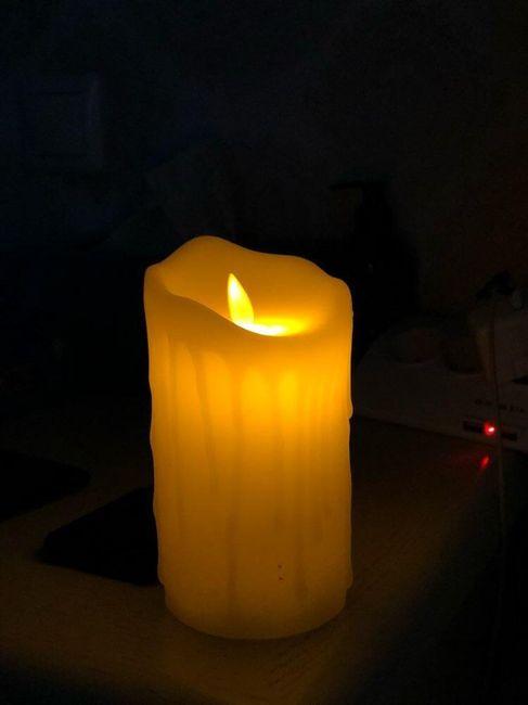 LED lampička H13 1