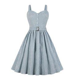Dámské áčkové šaty Claudie