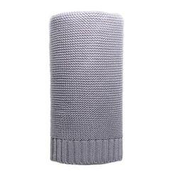 Bambusova pletena odeja 100x80 cm RW_40486