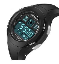 Kolorowy cyfrowy zegarek