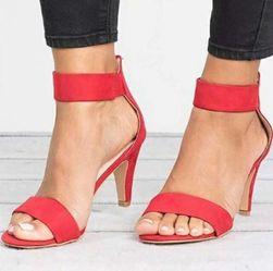 Čevlji s peto Loes