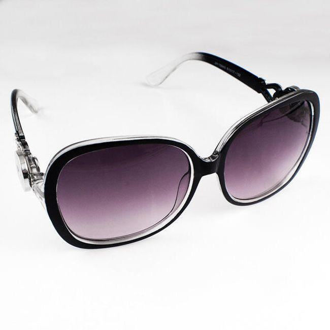 Luxusní brýle s velkými obroučkami 1