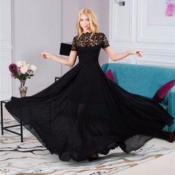 Cudowna długa sukienka z kwiecistym wzorem