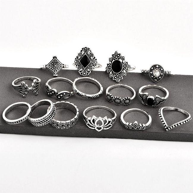 Slike analnog prstenja