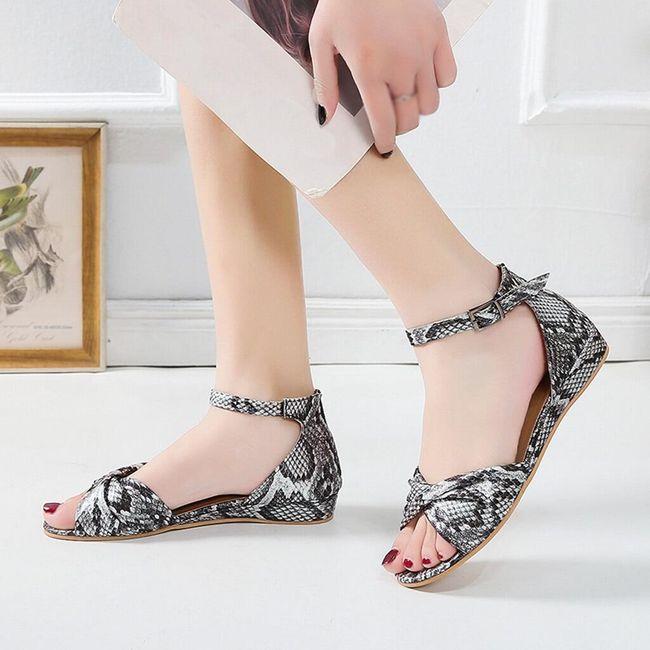 Ženske sandale Hellera 1