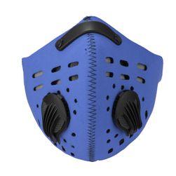 Zaščitna maska za usta modra