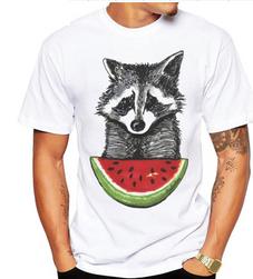 Pánské tričko s mývalem