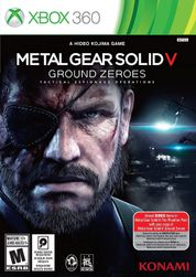 Hra (Xbox 360) Metal Gear Solid V: Ground Zeroes