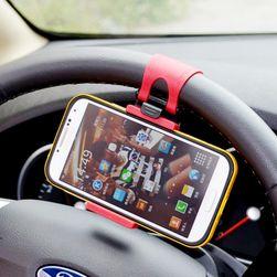 Držač za mobilni na volanu automobila