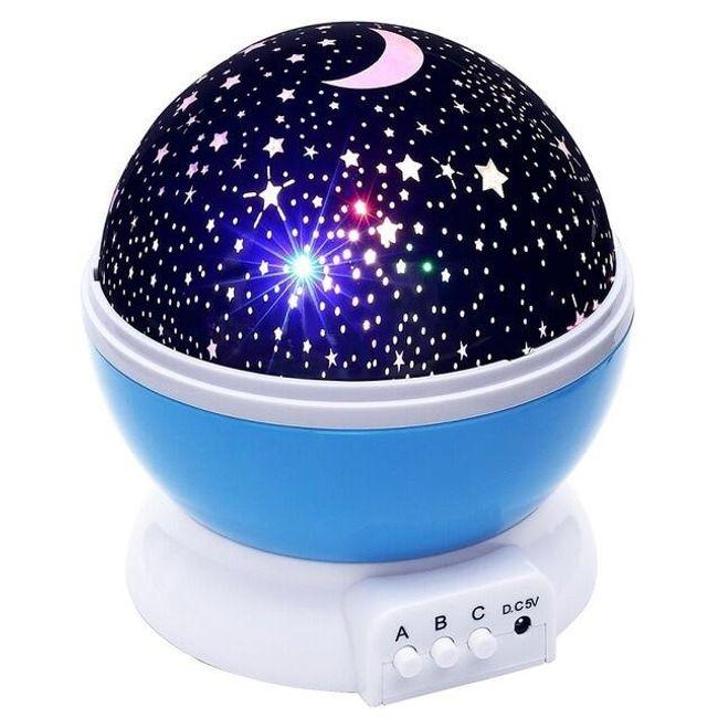 LED lampica sa projekcijom zvezdanog neba JOK228 1
