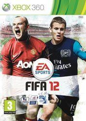 Hra (Xbox 360) FIFA 12