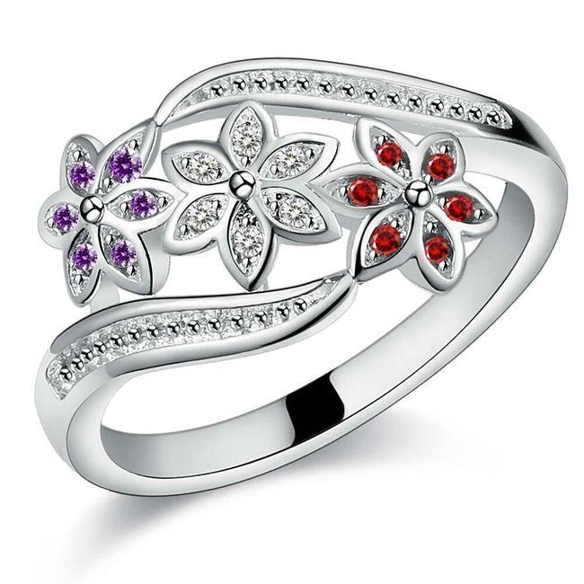 Женское кольцо B04415 1