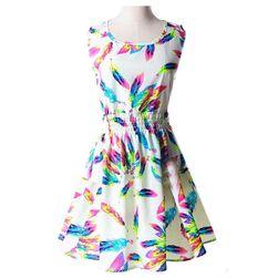 Letnja moderna haljina