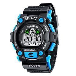 Męski zegarek sportowy - 6 kolorów