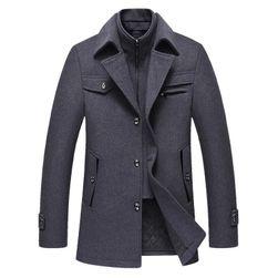Мъжко зимно палто Fridebor