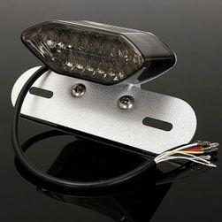 12 V farok 16 LED-es fény a motorkerékpáron