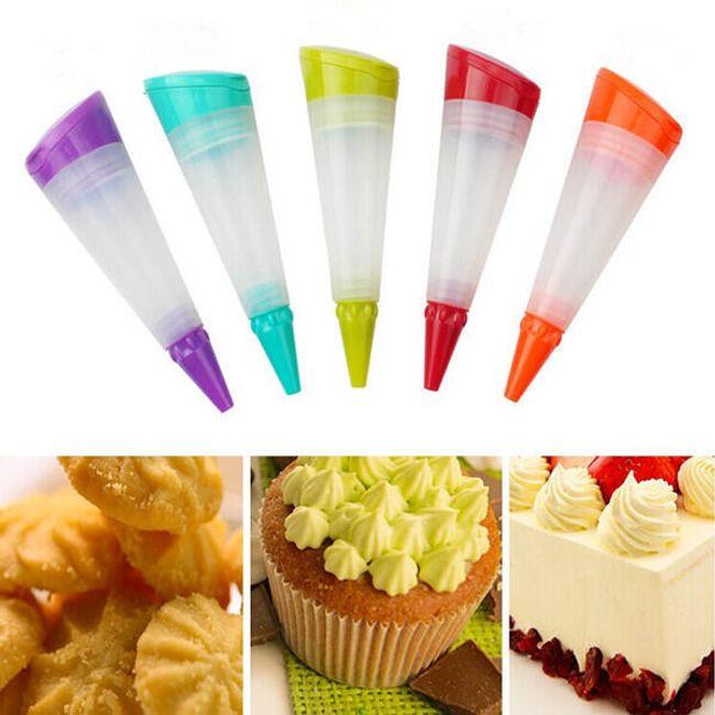 Silikonski dekoraterji za sladkorne sladkarije 1