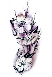 Dočasné tetování Eleriana