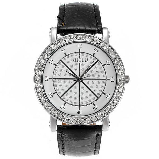 Dámské hodinky s broušenými kamínky 1