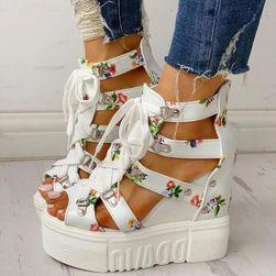 Ženski sandali na platformi Mexxa size 37