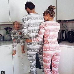 Pyžamo pro celou rodinu DE59