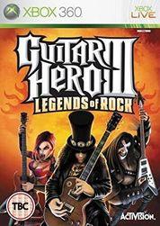 Játék (Xbox 360) Guitar Hero III Legends Of Rock
