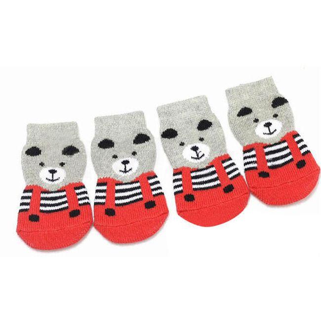 Носки для собаки- Медвежата 1