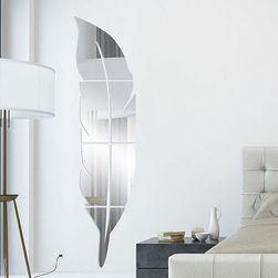 3D настенная наклейка Mirror12