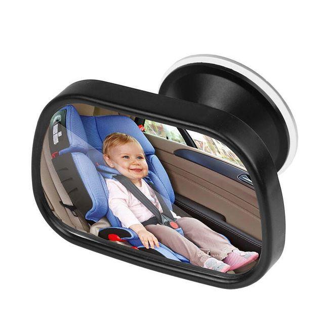 Bezpečností zrcátko do automobilu 1