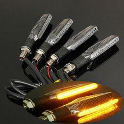 Set od 4 žmigavca za motocikl sa 12 LED dioda