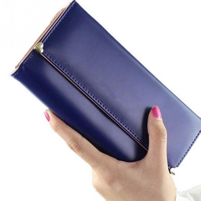 Dámská peněženka - 9 barev 1