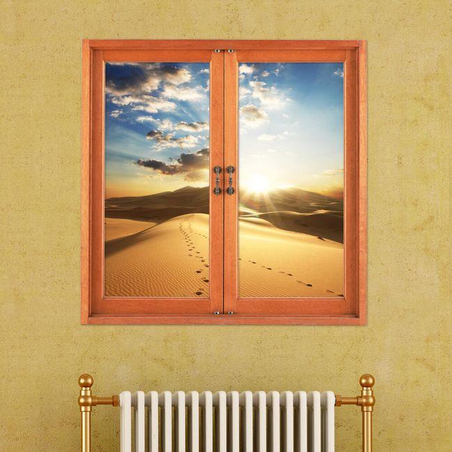 3D-s matrica - ablak a sivatagba 1