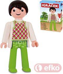 IGRÁČEK unchiul figurină 7.5 cm familie în kit cutie SR_DS15194597