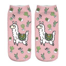 Dámské ponožky LM47